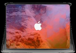 "Foss med bølger Skin MacBook Air 13"""