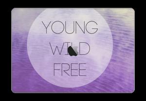 Ung og fri Skin MacBook Pro Touch Bar 15