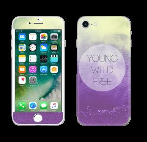 Ung og fri Skin IPhone 7