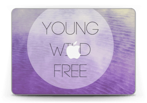 "Ung og fri Skin MacBook Pro Retina 13"" 2015"