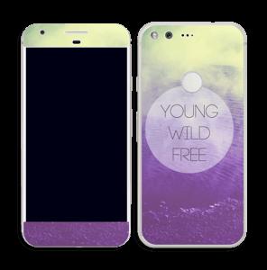 Ung og fri Skin Pixel