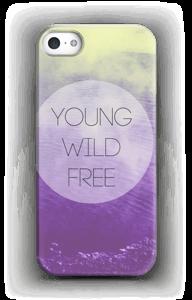 Ung og fri deksel IPhone 5/5S