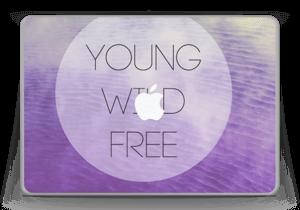 """Ung og fri Skin MacBook Pro 13"""" -2015"""
