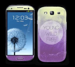 Ung og fri Skin Galaxy S3