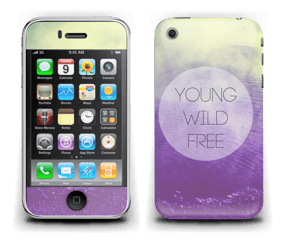 Ung og fri Skin IPhone 3G/3GS