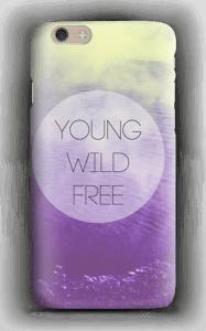 Ung og fri deksel IPhone 6