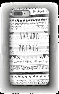 Hakuna Matata case IPhone 7 Plus tough