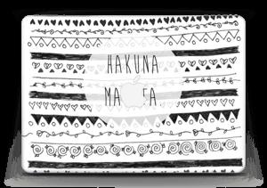 """Hakuna Matata Skin MacBook Air 13"""""""