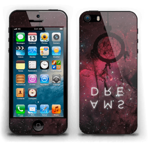 Drømmer Skin IPhone 5s