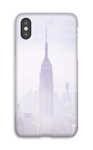Big Apple Love deksel IPhone X