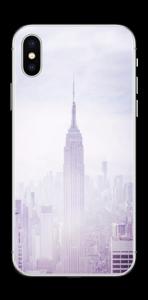 Big Apple Love Skin IPhone X