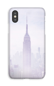 Big Apple Love deksel IPhone XS