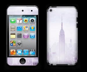 Big Apple Love Skin IPod Touch 4th Gen