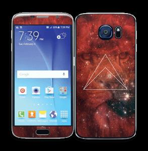 Wild Lion Skin Galaxy S6