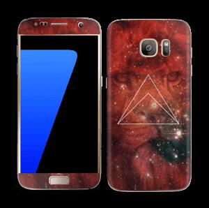 Wild Lion Skin Galaxy S7