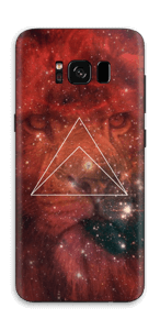 Wild Lion Skin Galaxy S8