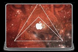 """Wild Lion Skin MacBook Pro 15"""" -2015"""