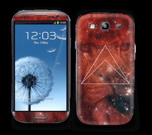 Wild Lion Skin Galaxy S3