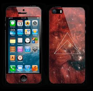 Wild Lion Skin IPhone 5s