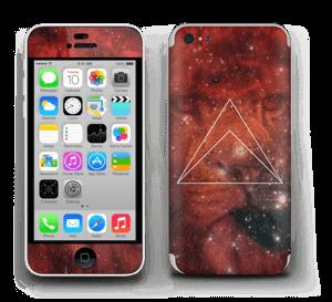 Wild Lion Skin IPhone 5c