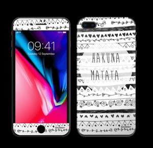 No worries  Skin IPhone 8 Plus