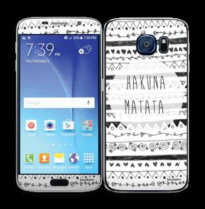 No worries  Skin Galaxy S6