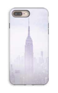 Empire State of Mind case IPhone 8 Plus tough