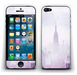 Empire State of Mind Skin IPhone 5