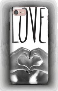 Hjertelig hender deksel IPhone 7
