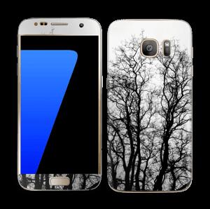 November treet Skin Galaxy S7