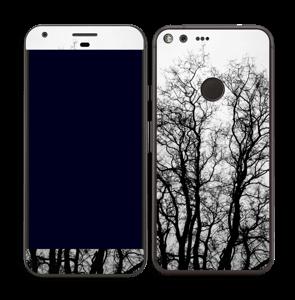 November treet Skin Pixel XL