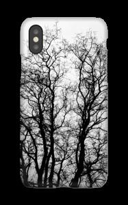 November treet deksel IPhone XS