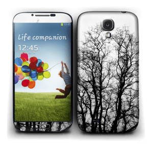 November treet Skin Galaxy S4
