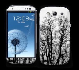 November treet Skin Galaxy S3