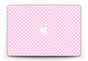 "Cute hearts Skin MacBook Pro Retina 13"" 2015"