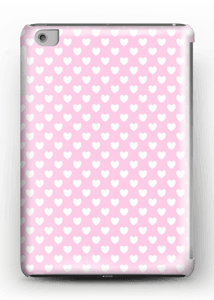 Cute hearts case IPad mini 2