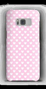 Corações Capa Galaxy S8
