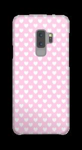 Herzchen - Handyhülle