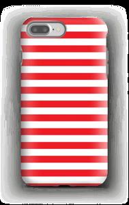 Christmas Stripes! case IPhone 7 Plus tough