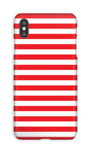 Christmas Stripes! case IPhone XS Max