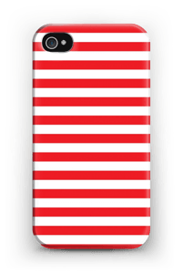 Christmas Stripes! case IPhone 4/4s