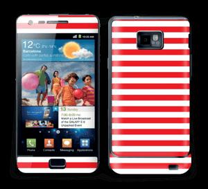 Christmas Stripes! Skin Galaxy S2