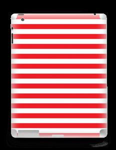 Christmas Stripes! Skin IPad 4/3/2