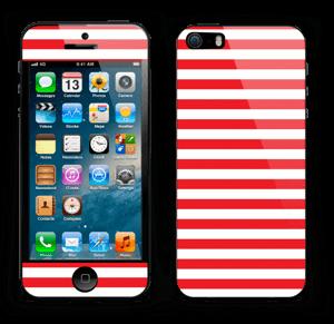Christmas Stripes! Skin IPhone 5s