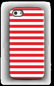 Christmas Stripes! case IPhone 5/5s tough