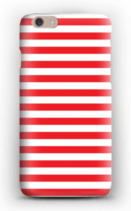 Christmas Stripes! case IPhone 6