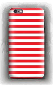 Christmas Stripes! case IPhone 6s Plus