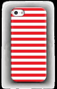Christmas Stripes! case IPhone SE