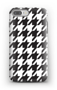 Houndstooth Capa IPhone 7 Plus tough