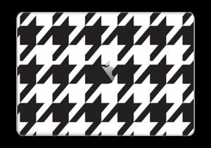 "Black ´n white Skin MacBook Pro 13"" 2016-"